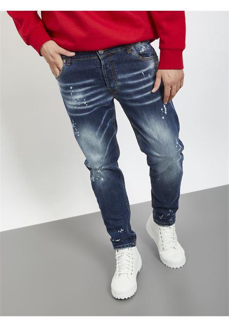 Jeans con lavaggio scuro INSANITY | Jeans | TORINOBLU