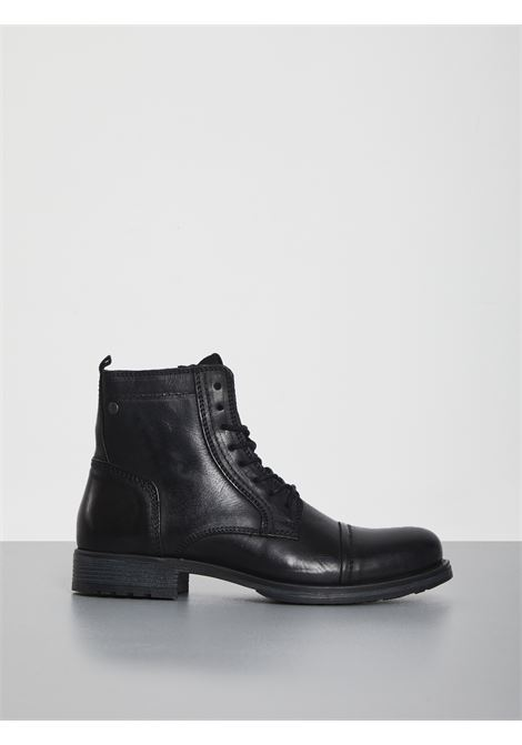 STIVALETTI JACK & JONES | Stringate | 12155999NERO