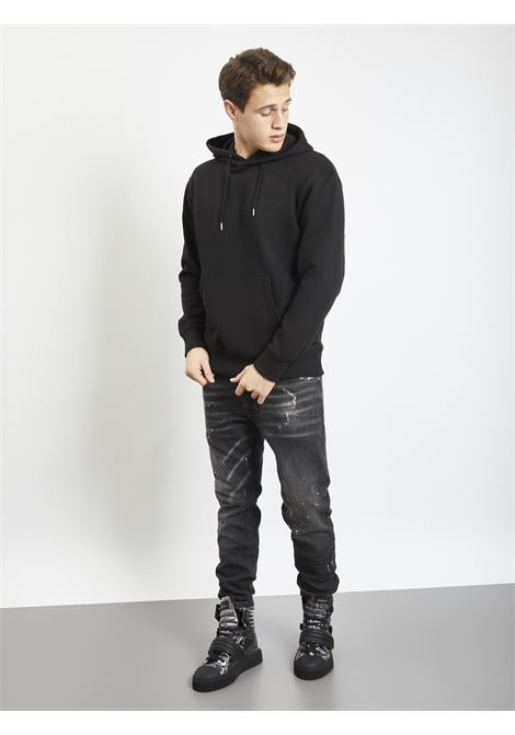 Felpa JACK & JONES | Felpe | 12161145NERO