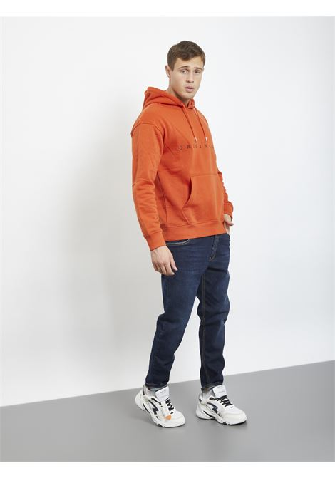 JACK & JONES | Hoodies | 12176864ARANCIONE