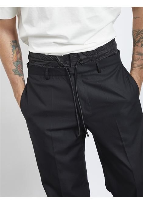 PANTS JEALOUSY | Trousers | JLY012NERO