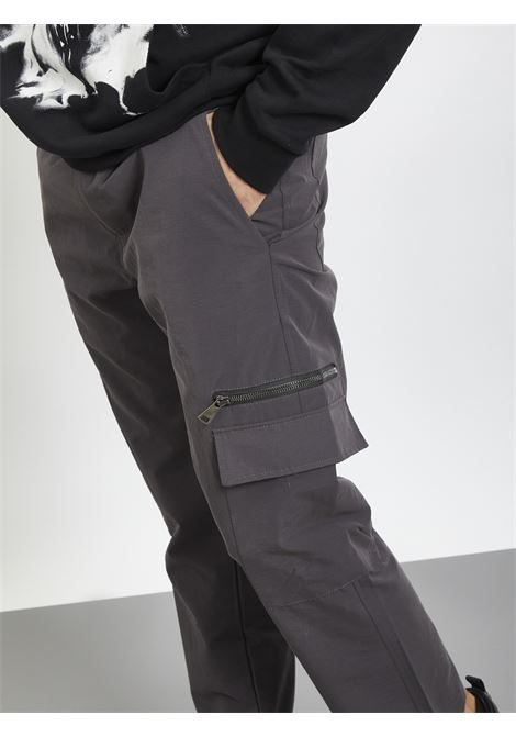 PANTS JEALOUSY | Trousers | JLY014GRIGIO