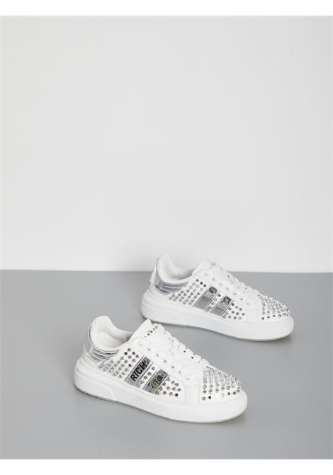 SNEAKERS JOHN RICHMOND | Sneakers | 3014-CP ABIANCO
