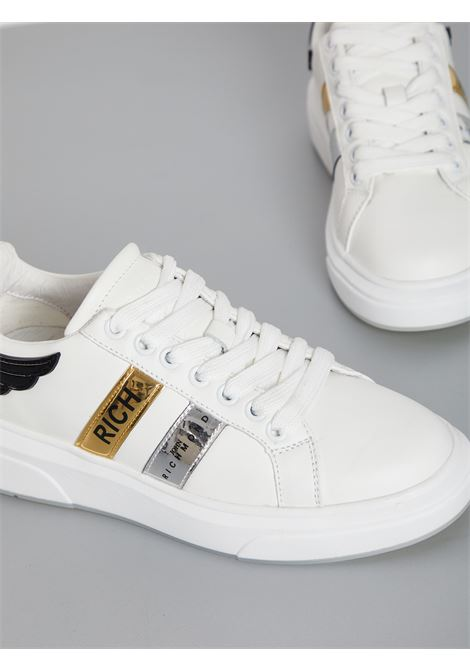SNEAKERS JOHN RICHMOND | Sneakers | 3015-CP ABIANCO