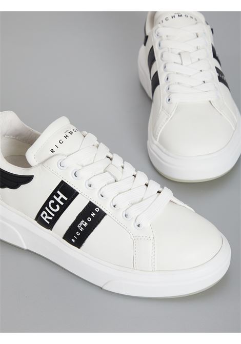 SNEAKERS JOHN RICHMOND | Sneakers | 3115-CP ABIANCO