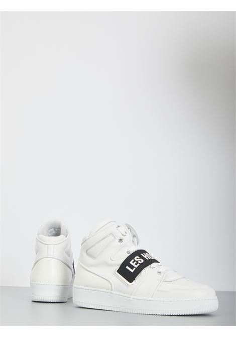 SNEAKERS LES HOMMES | Sneakers | 3405-CP ABIANCO