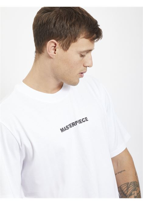 t-shirt  MASTERPIECE | T-shirt | RV38220UBIANCO