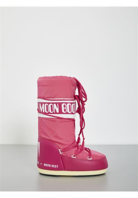 Classic Alto MOON BOOT | Boots | 140044FUXIA