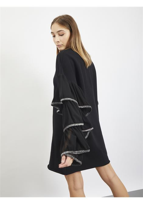 NBTS | dress | NB2021012NERO
