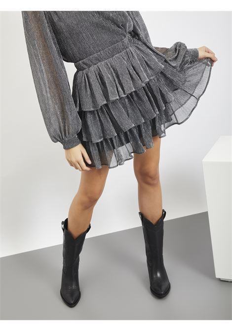 NBTS | Skirt | NB2021020ARGENTO
