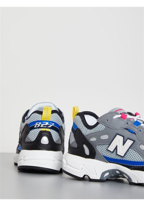 827 NEW BALANCE | Sneakers | ML827AAQGRIGIO