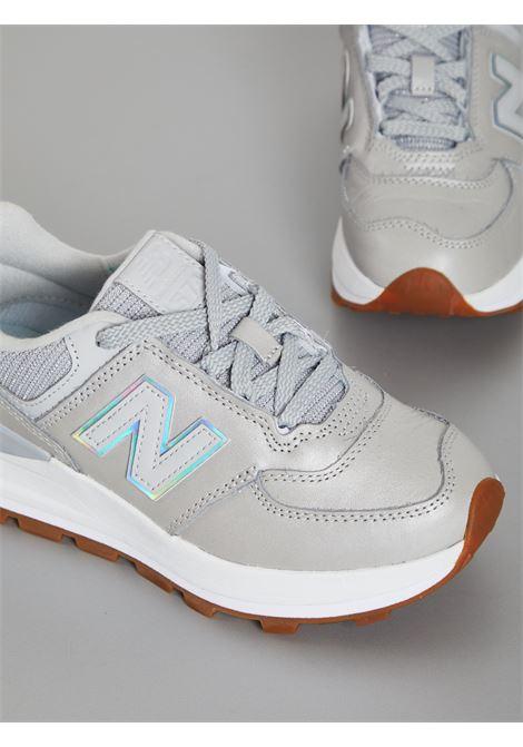 574 NEW BALANCE | Sneakers | WL574CASGRIGIO