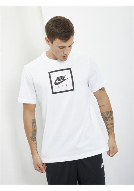T-SHIRT NIKE | T-shirt | BV7639BIANCO