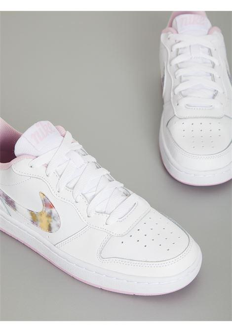 COURT BOROUGH NIKE   Sneakers   CK5426BIANCO