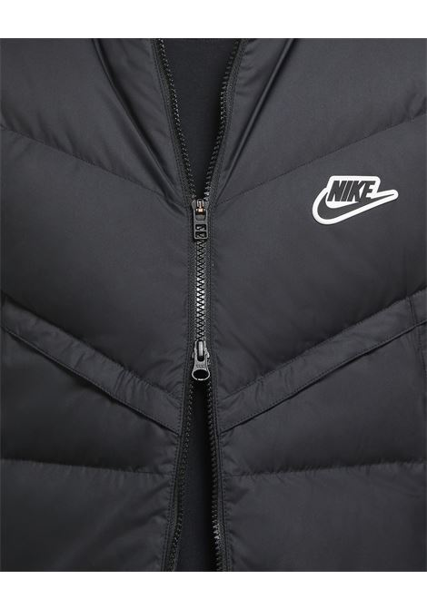 Bomber NIKE | Quilted Jacket | CU4404NERO