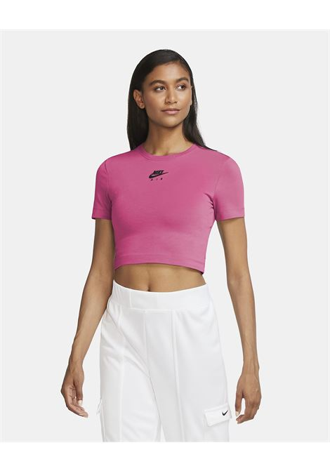 Cropped top NIKE | T-shirt | CU5562ROSA