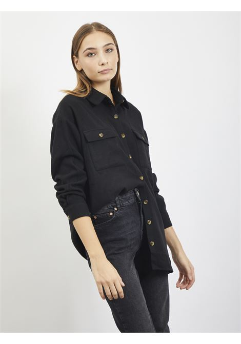 CAMICIA NOISY MAY | Camicie | 27012531NERO