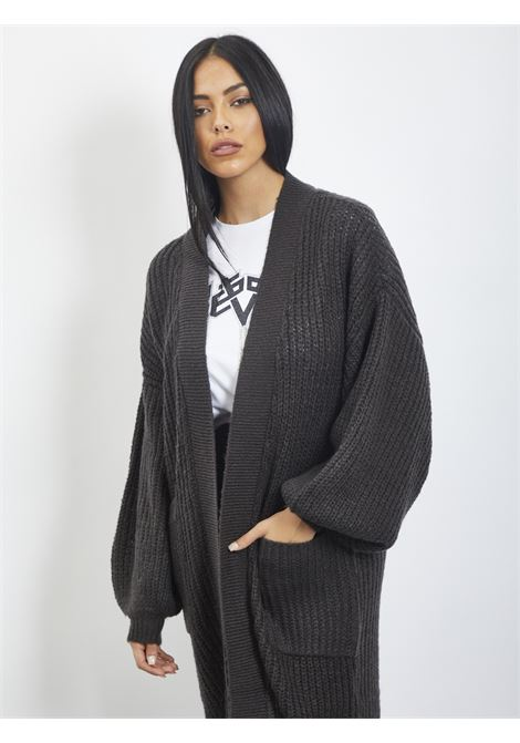 Cardigan NOISY MAY | Cardigan | 27014015GRIGIO