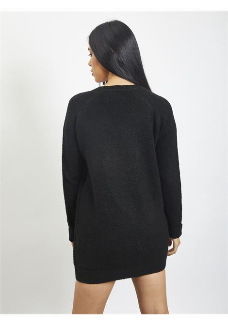 Cardigan PIECES | Cardigan | 17098266NERO