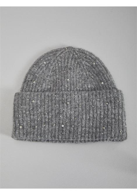 PIECES | Hats | 17107131GRIGIO