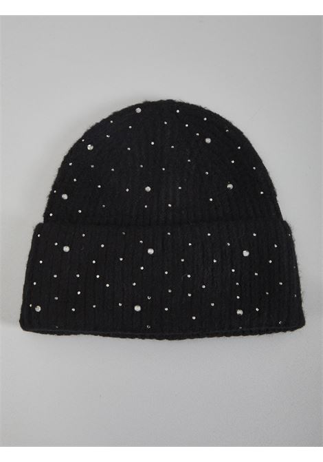 PIECES | Hats | 17107131NERO