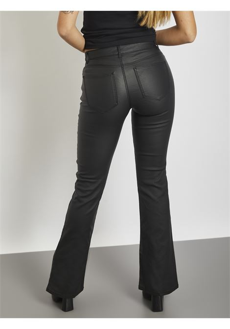 Pants a zampa PIECES | Pantaloni | 17108252NERO