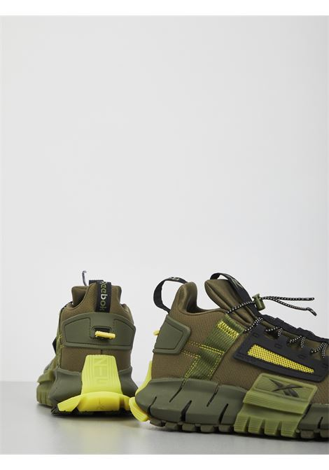 zig knetica edge REEBOK | Sneakers | FV3836VERDE