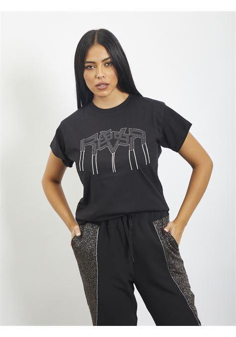 T-shirt REVER | T-shirt | RA05220DNERO