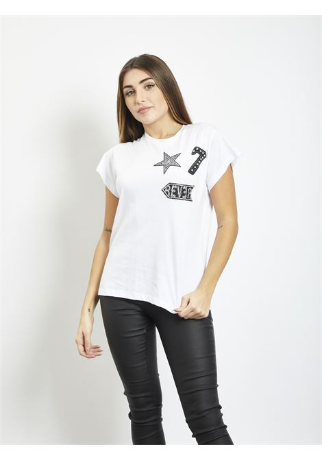 T-shirt REVER | T-shirt | RA15220DBIANCO