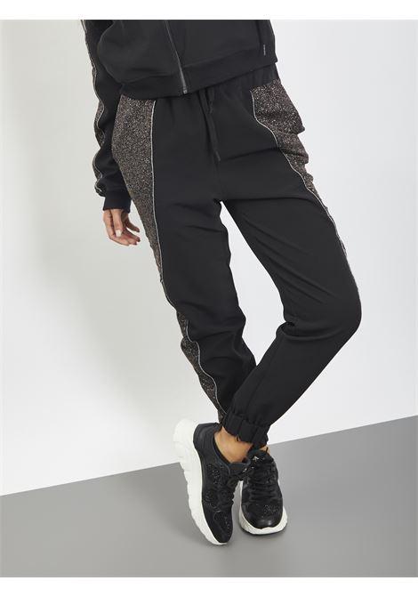 Pants REVER   Pantaloni   RS05220DNERO