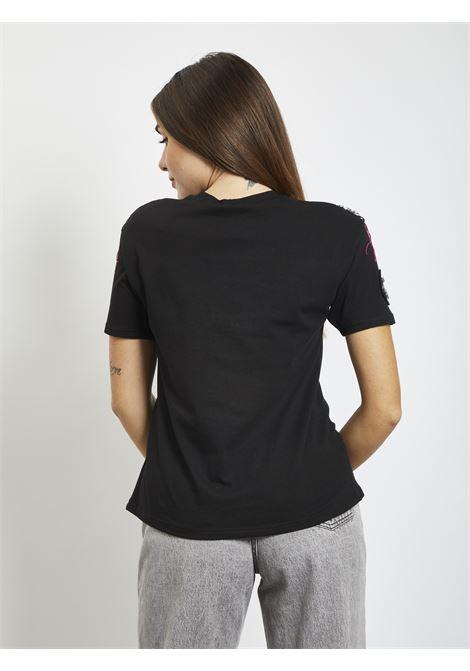 T-shirt REVER | T-shirt | RV14220DNERO