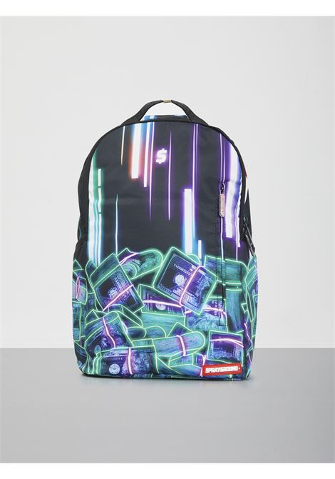 NEON MONEY BACKPACK SPRAYGROUND | Backpack | 910B1635NSZNERO
