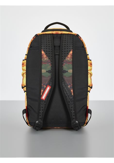Fire Shark SPRAYGROUND | Backpack | 910B2139NSZCAMOUFLAGE