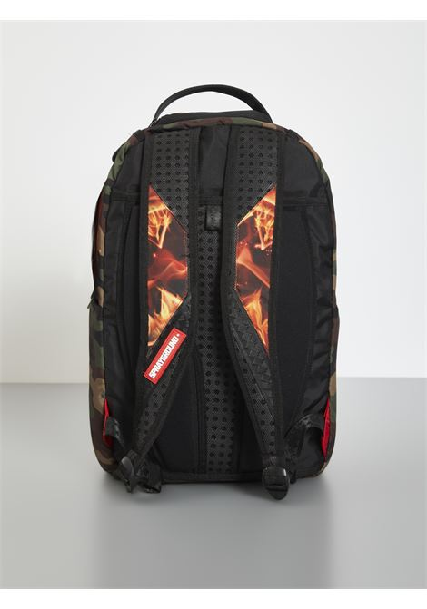 Fire Sharsk SPRAYGROUND | Backpack | 910B2221NSZCAMOUFLAGE