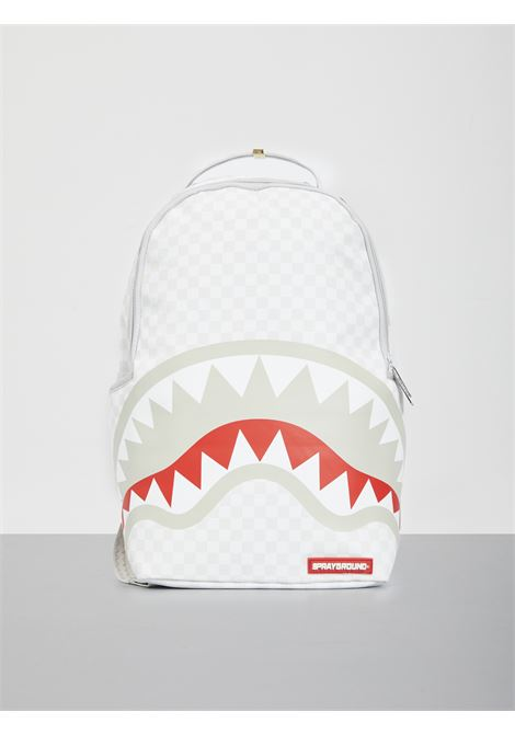 ZAINO SHARK IN PARIS SPRAYGROUND | Zaini | 910B2947NSZBIANCO