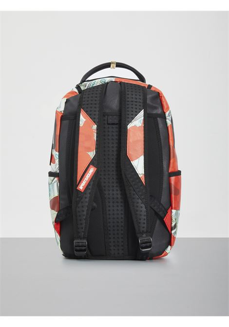 PANIC ATTACK BACKPACK SPRAYGROUND | Backpack | 910B3100NSZROSSO