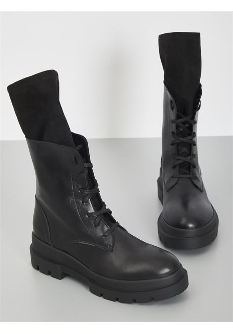 Boots STEPHEN GOOD | Combat Boot | SG501NERO