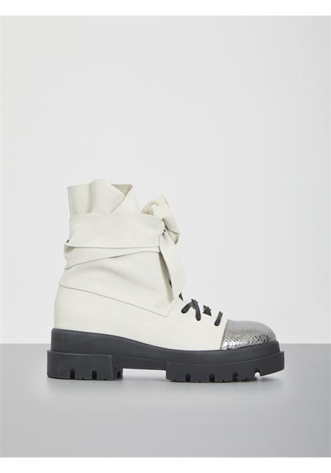 Boots STEPHEN GOOD | Combat Boot | SG503GRIGIO