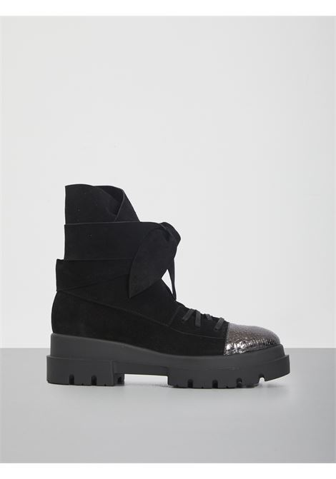 Boots STEPHEN GOOD | Combat Boot | SG503NERO