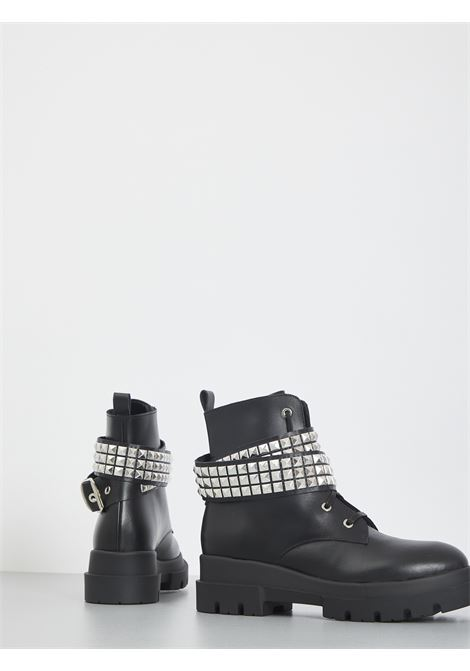 Boots STEPHEN GOOD | Combat Boot | SG507NERO