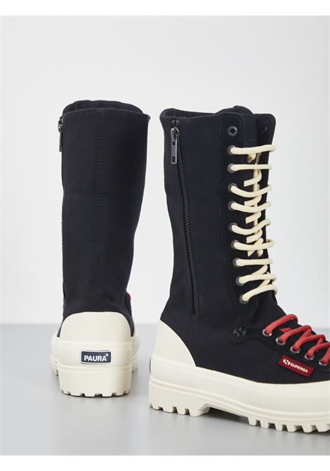 WARMCOTTONU SUPERGA PER PAURA | Sneakers | 2361-WARMCOTTONUNERO