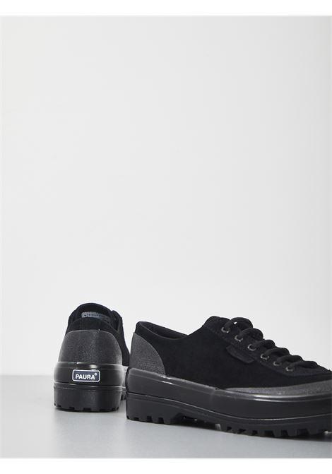 SUEU SHINY FOXING SUPERGA PER PAURA | Sneakers | 2362--SUEU SHINY FOXINGNERO