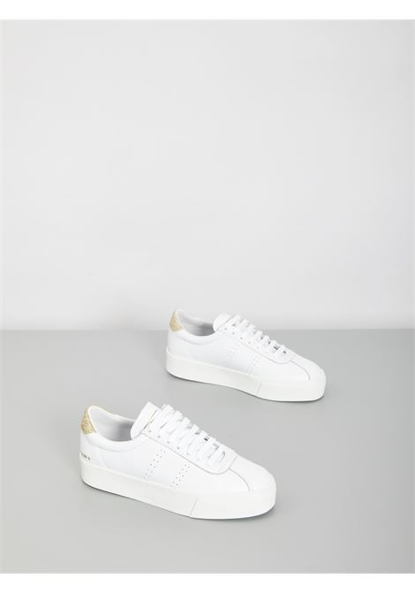 CLUB 3 COMFLEAGLITTERW SUPERGA | Sneakers | S111WNWBIANCO