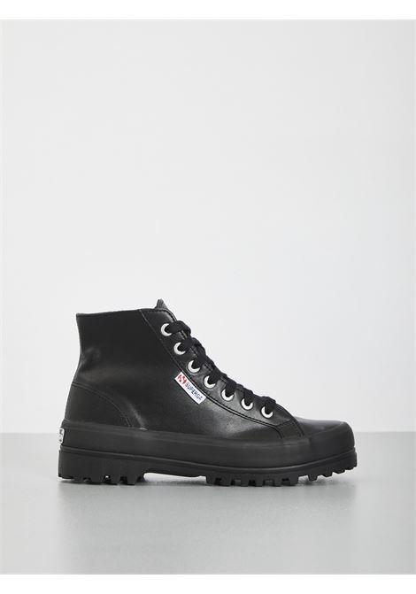 ALPINA SUPERGA | Sneakers | S41188W A09NERO