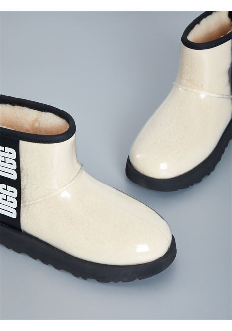CLASSIC CLEAR MINI UGG | Boots | UGSCLCLEMBK1113190WBEIGE