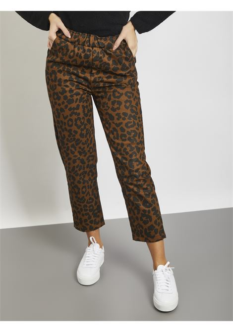 URINK | Trousers | NITA ANIMALMACULATO