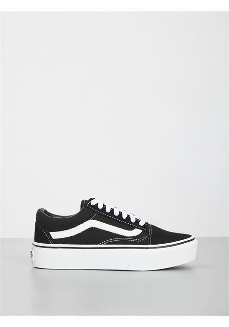 OLD SKOOL PLATFORM VANS | Sneakers | VN0A3B3UY281NERO