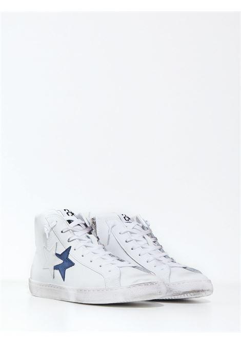 Sneakers 2 STAR | Sneakers | 2SU3300BIANCO