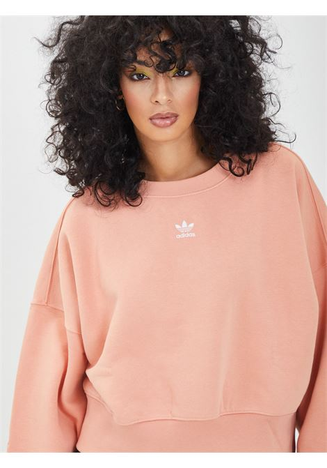 Sweatshirt ADIDAS | Hoodies | H06659ROSA