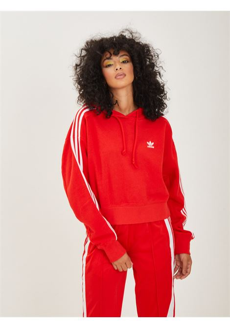 Sweatshirt ADIDAS | Hoodies | H34614ROSSO